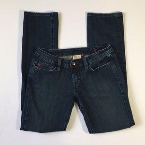 MISS ME Gweneth Slim Straight Jeans